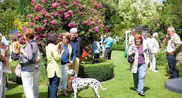 Touren-Tipps Gartenfest
