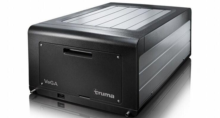 Truma hat für seinen Gasfüllstandsanzeiger LevelCheck und die Brennstoffzelle  VeGA den Reddot Design Award erhalten.