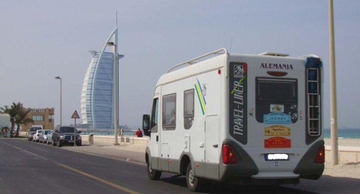 Überwintern am Persischen Golf mit Mir Tours