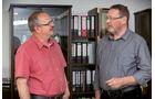 Unterwegs mit…: Goldschmitt, Adalbert Hauck u. Dieter Goldschmitt