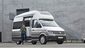 VW Grand California 600