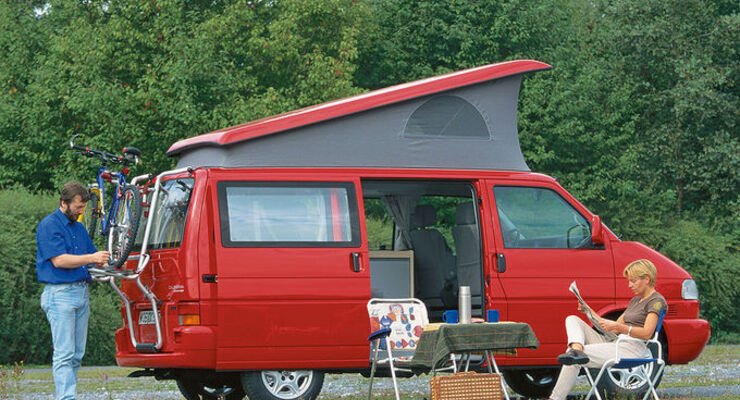 vw t4 california wie gut ist er als gebraucht campingbus promobil. Black Bedroom Furniture Sets. Home Design Ideas