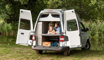 VanPaul Campingbus auf VW T9