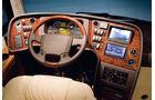 Vario mobil Reisemobil Vario perfect 1200 Platinum Wohnmobile CMT 2009 Neuheiten promobil