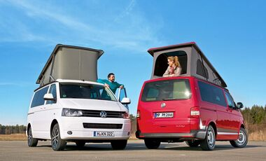 vw california tests promobil. Black Bedroom Furniture Sets. Home Design Ideas
