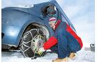 Vergleichstest: Schneeketten