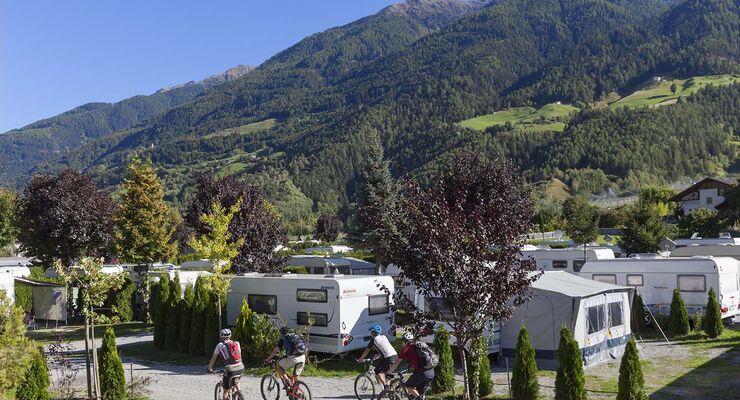 Vinschgau Campingplatz