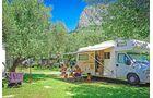 Vom Campingplatz Solitudo ist es nicht weit bis zur Altstadt von Dubrovnik.