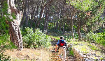 Wanderweg Senterio Porto Selvaggio