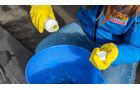 Wassertank reinigen