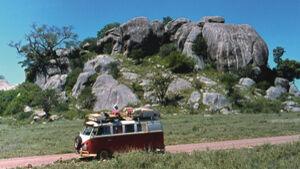 Weltreise mit dem VW Bulli