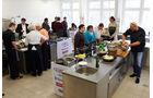 Werdende Kochprofis