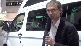 Westfalia Ford Nugget, präsentiert von Ulrich Kohstall