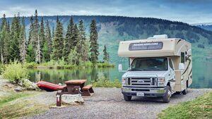 Wohnmobil Kanada