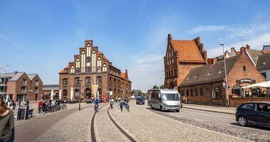 Wohnmobil-Reise Mecklenburg-Vorpommern