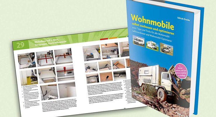 Wohnmobile selbst ausbauen und optimieren