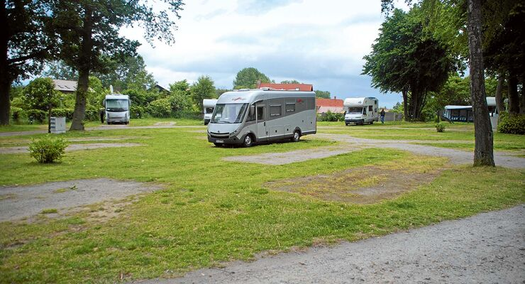 Wohnmobilpark Ostseebad Rerik in Mecklenburg-Vorpommern