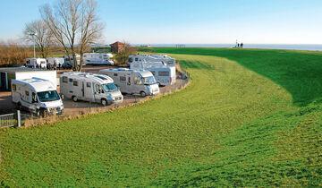 Wohnmobilstellplatz Schleuseninsel
