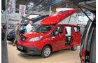 Zooom stellt einen rein elektrishcen Campingbus vor.