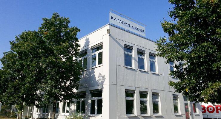 Zum 1. November hat Katadyn Deutschland mehr Lager- und Produktionsplatz sowie Bürofläche zur Verfügung.