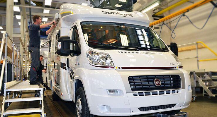 Zum ersten Mal in der Geschichte des Produktionswerks Capron gibt es eine Serie mit über 100 Fahrzeugen eines Typs.
