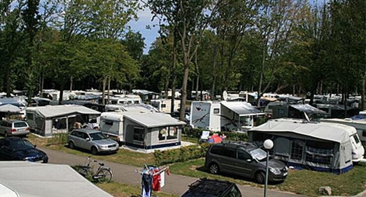 kühlungsborn, Reisemobil, wohnmobil, caravan, wohnwagen