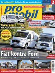 promobil Heft 02/2015