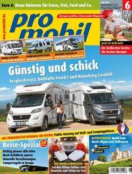 promobil Heft 05/2016