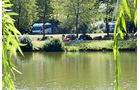 südlicher Pfälzerwald Stellplatz am Silzer See